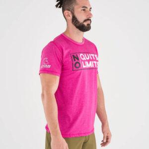 camiseta-crossfit-ecoactive-no-quits-pink