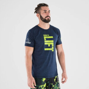 camiseta-crossfit-ecoactive-born-to-lift-blue-green
