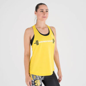 camiseta-crossfit-mujer-ecoactive-umbrkn-yellow