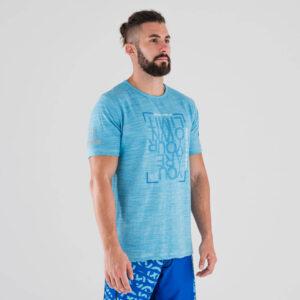 camiseta-crossfit-ecoactive-never-no-limits-blue