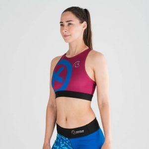 sujetador-deportivo-crossfit-xtamina-edge-cross-logo-blue