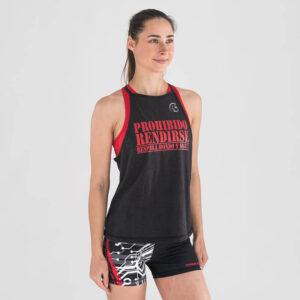 camiseta-crossfit-mujer-ecoactive-prohibido-rendirse-black-red