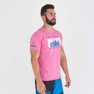 camiseta-crossfit-ecoactive-never-give-up-pink-blue