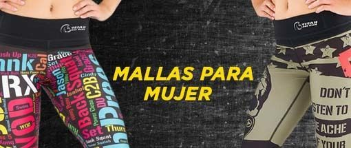 Banner-Mallas Crossfit Mujer