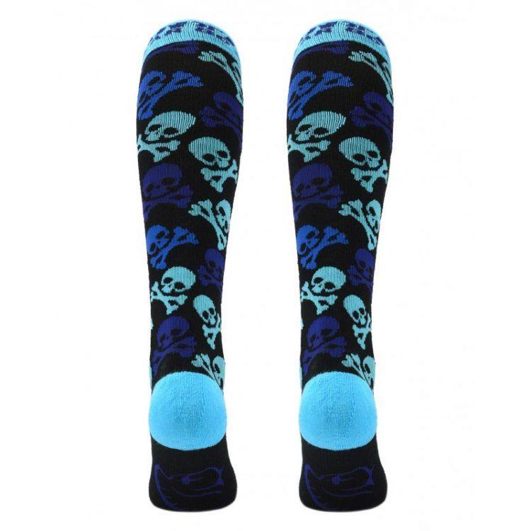 Calcetines de Compresión SHIN ARMOR (CoolBlue Bones)