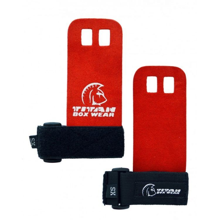 Calleras Performance Grips (Crimson)