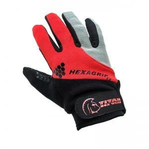 Guantes HEXAGRIP 2.0 (Red Rage)