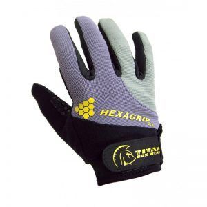 Guantes HEXAGRIP 2.0 (Black Steel)