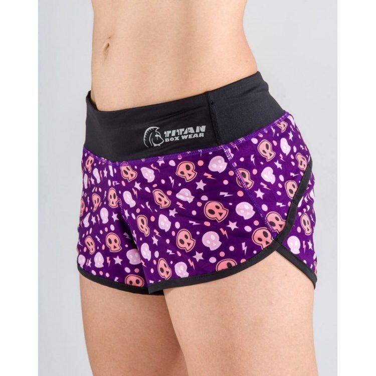 Pantalon Corto Xtamina (Go Calaveras!!)