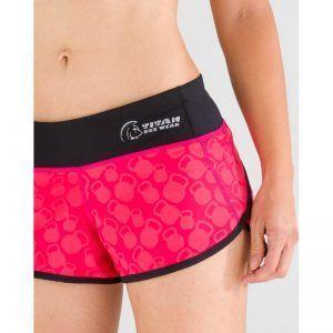 Pantalon Corto Xtamina (Pink Kb)