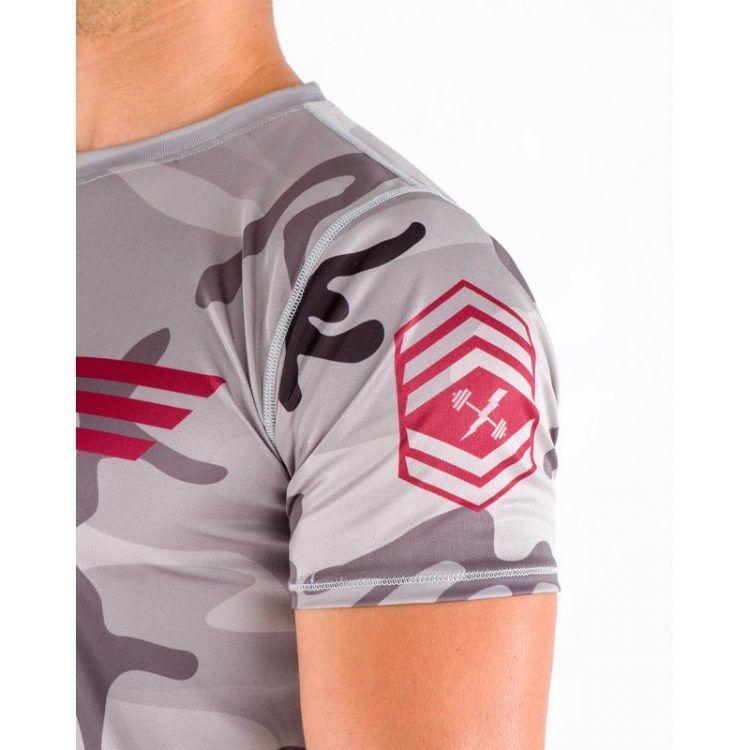 Camiseta Endurance (Combat Grey)