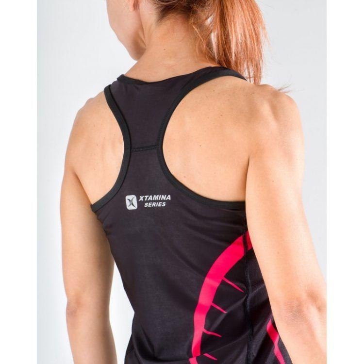 Camiseta sin mangas Xtamina (Core Pink)