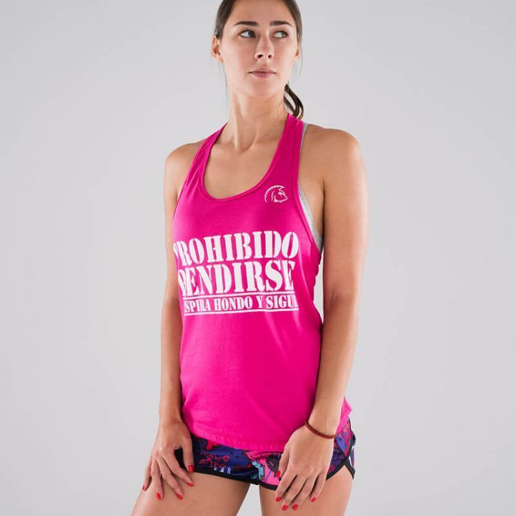 camiseta-crossfit-mujer-ecoactive-np-surrender-pink