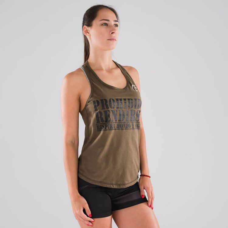 camiseta-crossfit-mujer-ecoactive-no-surrender