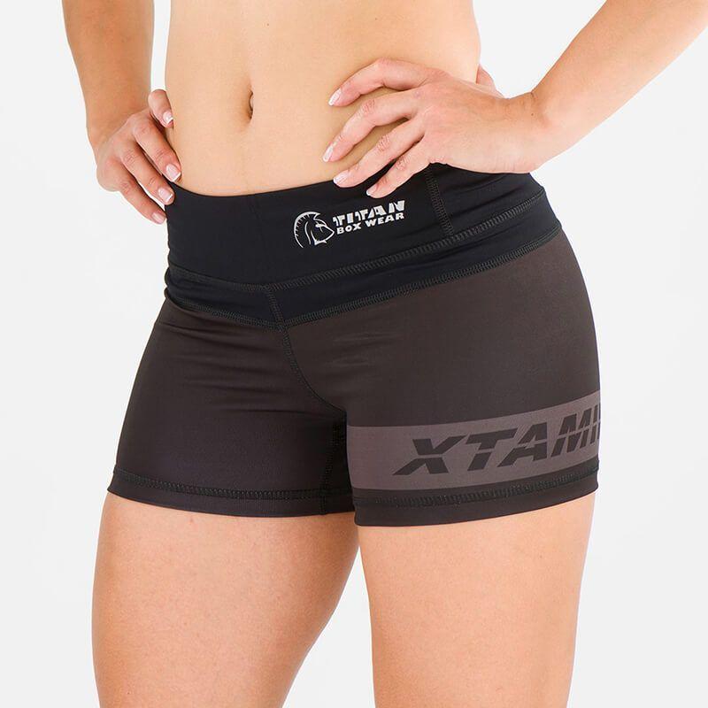 bdff379a71 Mallas cortas mujer Xtamina para CrossFit