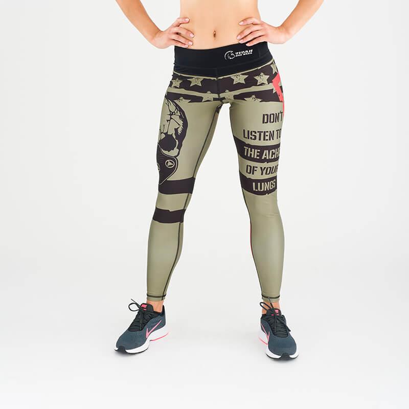 2be6b0dfc4 Mallas cortas mujer Xtamina para CrossFit, fitness, modelo Box Lingo